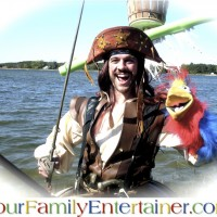 Your Family Entertainer - Pirate Entertainment in Gaithersburg, Maryland