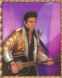 Lucky Jackson's Tribute to Elvis