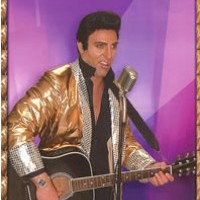 Lucky Jackson's Tribute to Elvis - One Man Band in Hallandale, Florida