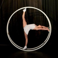 Luisina Rosas - Aerialist in Mount Pleasant, Michigan