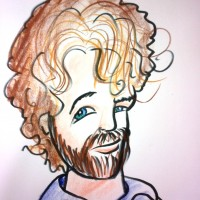 Luke Madeira - Caricaturist in Columbia, Maryland