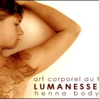 Lumanessence Henna Body Art - Temporary Tattoo Artist / Fine Artist in Montreal, Quebec