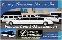 Luxury Limousine Service - Horse Drawn Carriage in Topeka, Kansas