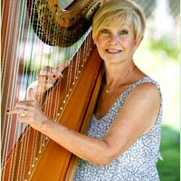Lynne Lockwood - Harpist in Highland, California