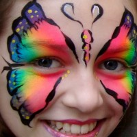 Lynnie The Pooh - Face Painter in Knoxville, Tennessee