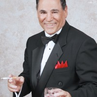 Michael Matone - Rat Pack Tribute Show in New Orleans, Louisiana