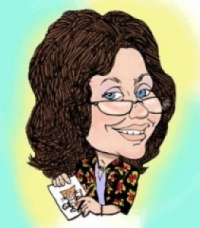 Caricatures by Marlene