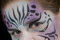 Face Fantastic - Airbrush Artist in Daytona Beach, Florida