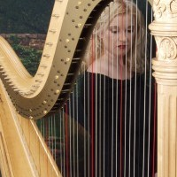 Macon Harpist, Calista Anne Waddy - Cajun Band in Dublin, Georgia