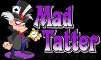 Mad Tatter Temporary Airbrush Tattoos - Face Painter in Santa Barbara, California