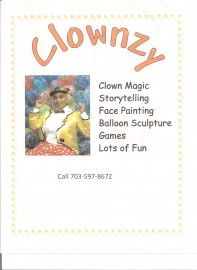 Clownzy & Friends