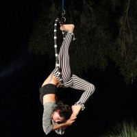 Mae Cupcake - Fire Performer in Tampa, Florida