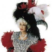 Mae West Impersonator & Tribute Artist - 1920s Era Entertainment in Wichita, Kansas