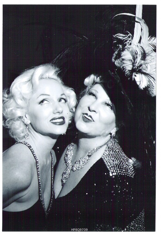 Mae and Marilyn