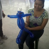 Magic and Balloons - Balloon Twister in Nogales, Arizona