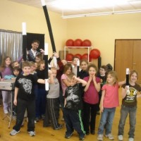 Magic Mike Cole with Martin Rabbit - Children's Party Magician in Pittsfield, Massachusetts