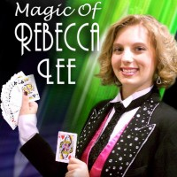 Magic of Rebecca Lee - Corporate Magician in Jacksonville, Arkansas