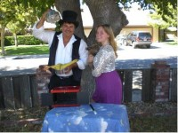 Magic Ron - Children's Party Magician in San Jose, California