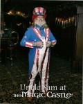 Loch David Crane as &quot;Uncle Sam, the Unique Sorcerer&quot; 2012
