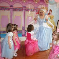 Magical Makings - Princess Party in Asheville, North Carolina