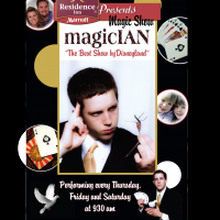 magicIAN - Corporate Magician / Male Model in Las Vegas, Nevada