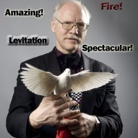 Magician Tom Anderson - Illusionist in Stillwater, Minnesota