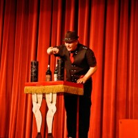 Magician David Breth