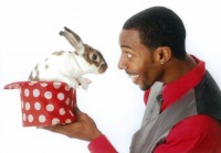 MagiComedy of Reggie Gray - Petting Zoos for Parties in Lawrence, Kansas