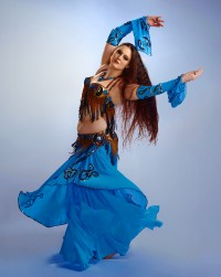 Mahsati Janan, Belly Dance Artist