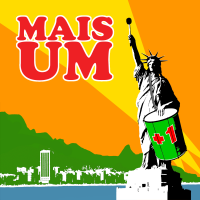 Mais Um +1 - Drum / Percussion Show in Manhattan, New York