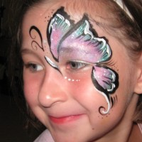 Make Me Pretty Face Painting - Inflatable Movie Screen Rentals in Davenport, Iowa