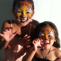 Makeup by Renette - Super Hero Party in Hialeah, Florida