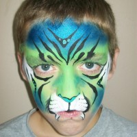 Makin' Faces - Temporary Tattoo Artist in Pascagoula, Mississippi
