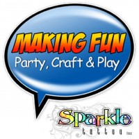 Making Fun ~ Party, Craft & Play - Airbrush Artist in St Albert, Alberta