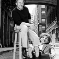 Kenny Warren with Leroy Cool - Ventriloquist in Manhattan, New York