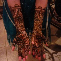 *Manjula's Bridal Henna* (Henna Party) - Henna Tattoo Artist in Las Cruces, New Mexico