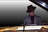 Marcus Benoit - Jazz Pianist in Burlington, Vermont