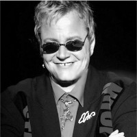 Marcus Wells as Sir Elton. - Elton John Impersonator / Tribute Artist in Toronto, Ontario