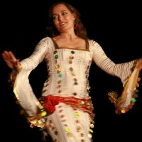 Margo Im-Hananne bellydance performer/instructor - Middle Eastern Entertainment in Baton Rouge, Louisiana