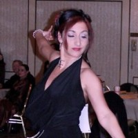 Maria Fiora - Latin Dancer in ,
