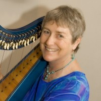 Maria Valentine - Harpist / Celtic Music in Tampa, Florida