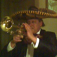 Mariachi Alma De Mexico 2003 De Arturo Garcia - Mariachi Band in Dodge City, Kansas