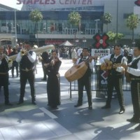 Mariachi Acatlan - Salsa Band in Los Angeles, California