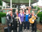 Mariachi Mexico with Happy Clients
