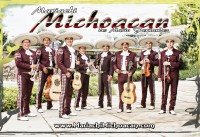 Mariachi Michoacan - World Music in Paris, Texas