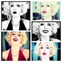 Marilyn Monroe (Almost) - Impersonators in Cambridge, Massachusetts