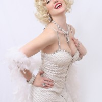 Marilyn Monroe Impersonator Erika Smith - Actress in Waterville, Maine