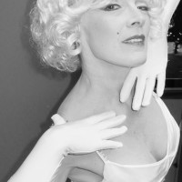 Marilyn Monroe Tribute - Big Band in Central Falls, Rhode Island