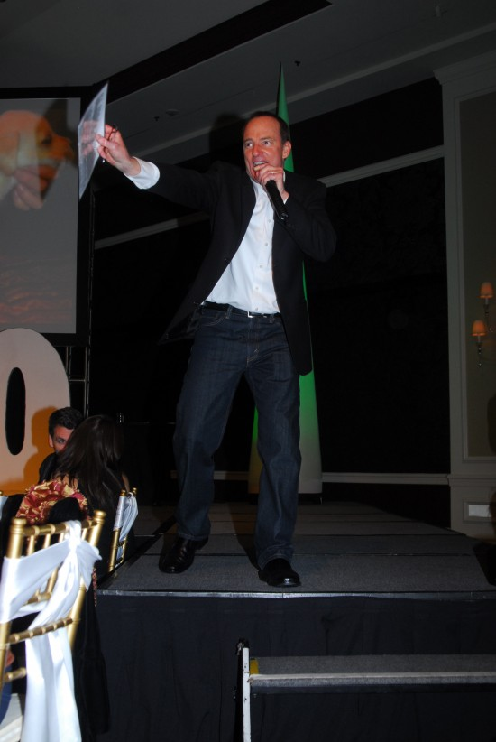 Mark Alman Benefit Auctioneer