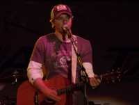 Mark Chapman - Country Singer in Junction City, Kansas